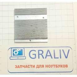 Радиатор системы охлаждения ноутбука Dexp Aquilon O106 W970TU (0806843) 6-31-W940S-011