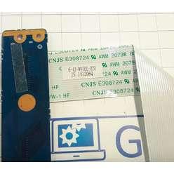 Доп. плата, переходник клавиатуры ноутбука Dexp Aquilon O106 W970TU (0806843) 6-71-W9707-D02