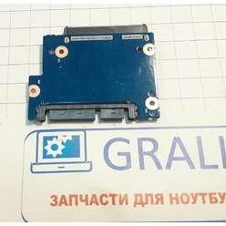Доп. плата подключения HDD, переходник SATA ноутбука Dexp Aquilon O106 W970TU (0806843) 6-71-W970J-D02