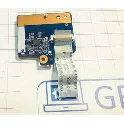 Доп. плата Card reader, переходник ноутбука Dexp Aquilon O106 W970TU (0806843) 6-71-W970V-D02