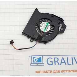 Dtynbkznjh системы охлаждения ноутбука HP Pavilion DV7-6000, DV6-6000 MF60120V1-C181-S9A