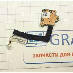 Кнопка старта, включения ноутбука Toshiba A300 6050A2176801