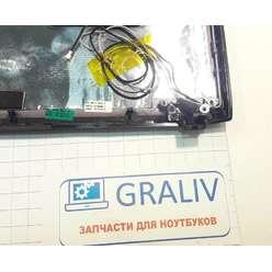 Крышка матрицы ноутбука Samsung R580 BA75-02368B
