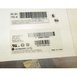 "Матрица для ноутбука 15.4"" LP154WX4"