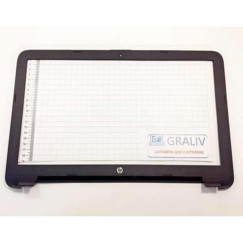 Рамка матрицы ноутбука Hp 15-ac, 15-af, 250 g4, 250 g5, 255 g5, 15-ay, 15-ba AP1O2000210