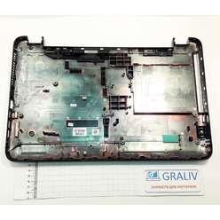 Нижняя часть корпуса, поддон ноутбука HP 15-ba, 15-ac, 15-af, 15-ay, G4 813939-001