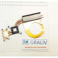Радиатор, термотрубка системы охлаждения ноутбука Samsung NP450R5U, NP455R5V, NP470R5E, NP510R5E, NP370R5E, BA62-00794A