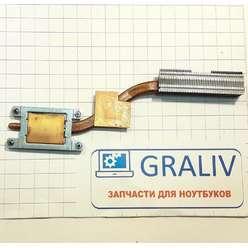 Система охлаждения, термотрубка ноутбука Samsung NP350U2B, BA62-00623A