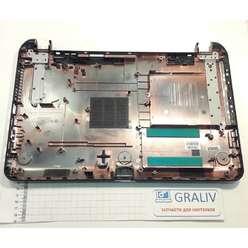 Поддон, нижняя часть корпуса ноутбука HP 250 G3, 15-G, 15-R, 754213-001