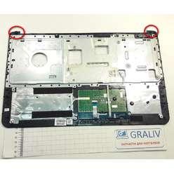 Верхняя часть корпуса, палмрест ноутбука HP 15-G, 15-H, 15-R, 15-T, 15-Z, 250, 255, 256, G3, 754214-001