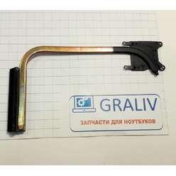Термотрубка, радиатор системы охлаждения ноутбука HP 15-G, 15-R, SPS-753895-001