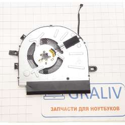 Вентилятор системы охлаждения, кулер ноутбука Lenovo YOGA 520-14IKB, 320S-14IKB, DC28000JFD0