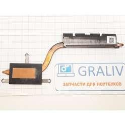 Радиатор системы охлаждения, термотрубка ноутбука Lenovo YOGA 520-14IKB, AT1YM002R0