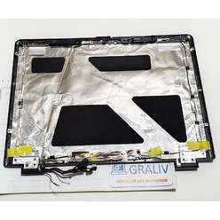 Крышка матрицы ноутбука Fujitsu Siemens Amilo Pi 2550, 83GP55050-20