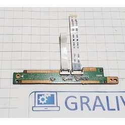 Панель кнопок тачпада ноутбука Packard Bell LH1 S-FU-001, SJM31, 6050A2275801