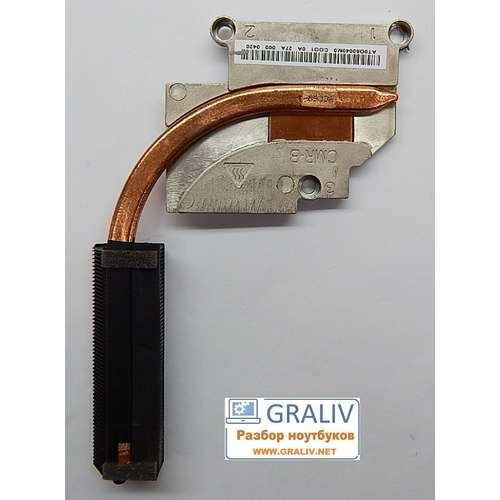 Система охлаждения, трубка охлаждения для ноутбука Lenovo G780 AT0O50040M0