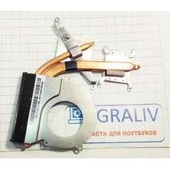 Система охлаждения, радиатор ноутбука Sony PCG-71615V VPCCB 300-0101-1758