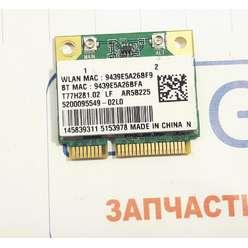 W-Fi модуль ноутбука Sony SVE15, PCG-71615V VPCCB Atheros AR5B225