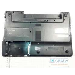 Нижняя часть корпуса, поддон ноутбука Sony VGN NW11SR PCG-7173P 012-020A-1370-B