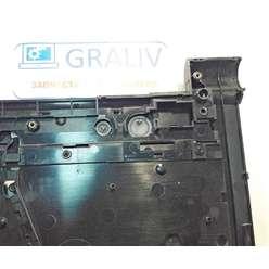 Верхняя часть корпуса, палмрест ноутбука Samsung R20, R25 BA81-03393