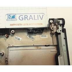 Нижняя часть корпуса, поддон ноутбука Samsung R20, R25, BA81-03388