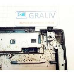 Нижняя часть корпуса, поддон ноутбука Samsung R510, R505, R507, R508, R509, BA81-04580A
