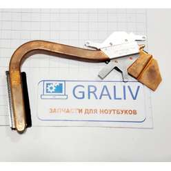 Радиатор системы охлаждения, термотрубка ноутбука Радиатор MSI VR330X MS-1326, S430 MS-1414, E31-1700020-TA9