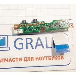 Доп. плата Audio HP Сompaq CQ50, CQ60 544J103001G