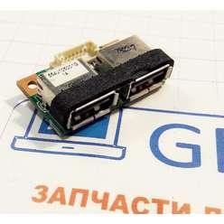 Доп. плата USB HP Сompaq CQ50, CQ60, 554J105001G