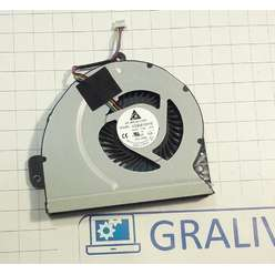 вентилятор системы охлаждения, кулер ноутбука Asus X54, KSB06105HB