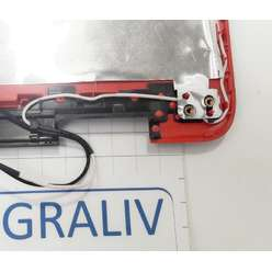 Крышка матрицы ноутбука Dell Inspiron M5040 15R N5040 N5050 M5040 60.4IP02.001