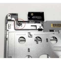 Верхняя часть корпуса, палмрест ноутбука Acer V3-572 series AM154000100