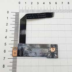 Плата включения, панель, кнопка старта ноутбука Lenovo G780 G770 G570 G575 LS-6753P