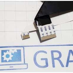 Доп. плата  ноутбука Packard Bell LH1 S-FU-001, SJM31 AUDIO/B A02, 6050A2276001