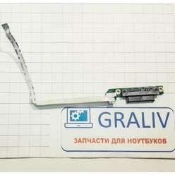 Переходник DVD привода ноутбука DNS M500B 5000-0005-0901