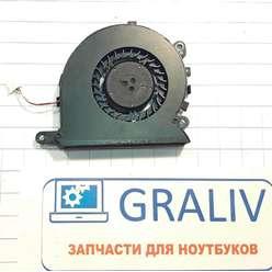 Вентилятор системы охлаждения, кулер ноутбука Samsung NP350U2B, BA31-00110A