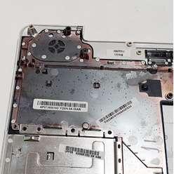 Палмрест верхняя часть корпуса ноутбука Toshiba Satellite L500 AP073000102 K000087250