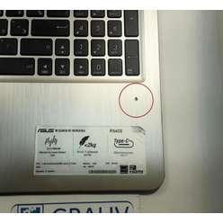 Верхняя часть корпуса с клавиатурой, палмрест ноутбука Asus R540S, X540 серии 13NB0B01AP0301