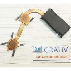 Радиатор системы охлаждения ноутбука DNS 0801188 13N0-CNA0921
