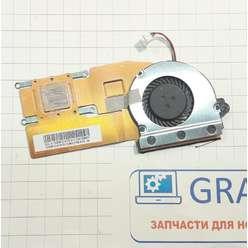 Система охлаждения ноутбука Asus X201E, 13NFQ1AT010