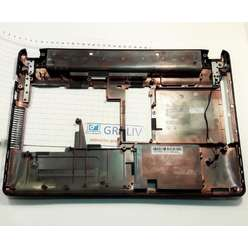 Нижняя часть корпуса, поддон ноутбука MSI CX640, MS-16Y1, 13N0-Y2A0831