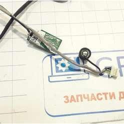 Шлейф веб камеры, с микрофоном ноутбука MSI CX640, MS-16Y1, 1414-05A4000