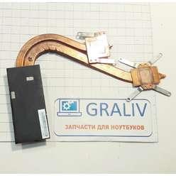 Радиатор системы охлаждения, термотрубка ноутбука MSI CX640, MS-16Y1, 13N0-XXA0A11