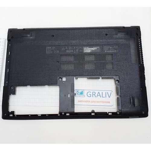 Нижняя часть корпуса, поддон ноутбука Acer E5-575, E5-523, E5-553, TFQ35ZAABAT