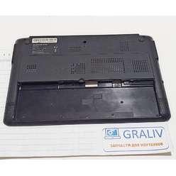 Нижняя часть корпуса, поддон ноутбука DNS P116K mini (0134339)