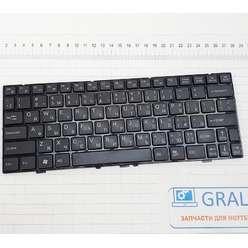 Клавиатура ноутбука DNS P116K mini (0134339) H116, D0K-V6126K 88-00-RU
