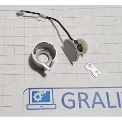 Кнопка старта, включения ноутбука Sony VAIO VGN-FW, PCG-3J1V, 073-0101-4503_A
