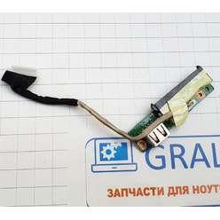 Доп. плата подключения HDD и разьемом USB ноутбука DNS P116K mini (0134339) 5000-0001-8600