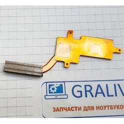 Радиатор системы охлаждения, термотрубка ноутбука DNS P116K mini (0134339)