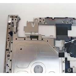 Верхняя часть корпуса, палмрест ноутбука Packard bell TR82 MS2267, 39.4FA01.XXX